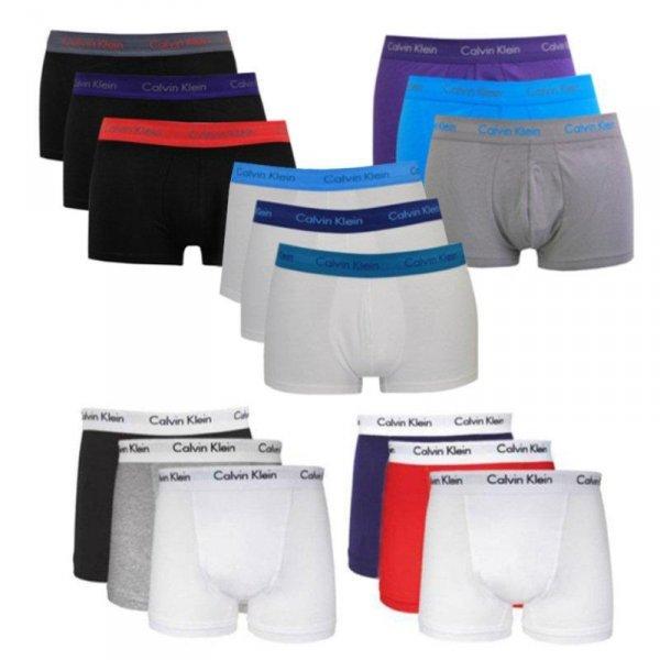 Calvin Klein 3er Pack Boxershorts für 29,90€ bei ebay
