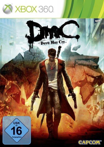 DmC - Devil May Cry auf Amazon für 20€ (360) und 20,75€ (PS3)