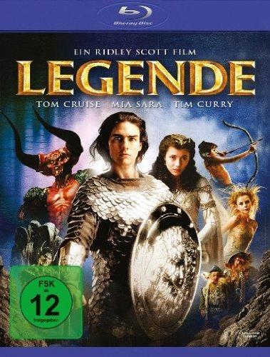 Legende [Blu-ray] für 7,49 € @ Amazon.de