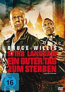 Stirb langsam - Ein guter Tag zum Sterben [Blu-ray] für 7,97€ bei Amazon.de