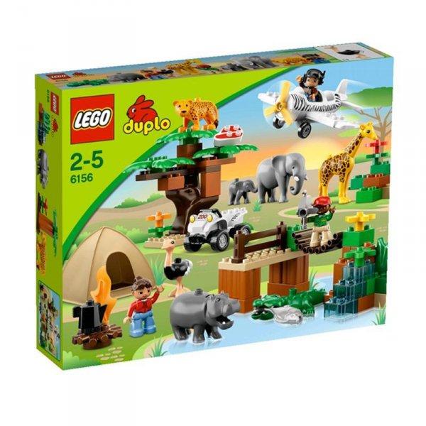 LEGO DUPLO ZOO Safari-Abenteuer 6156 für 34,98 Euro