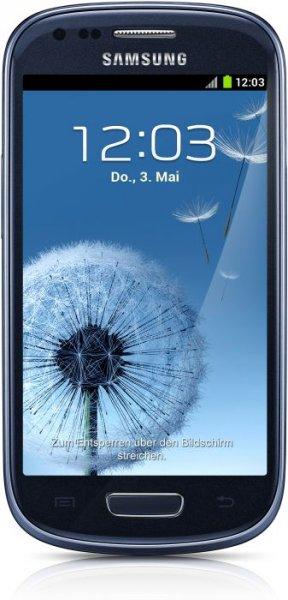 Galaxy S3 Mini mit 50 Min und 50 SMS pro Monat im E-Plus Netz