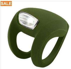 Knog Frog - Fahrrad-LED-Licht weißes Licht 30 Lumen bei BOC24