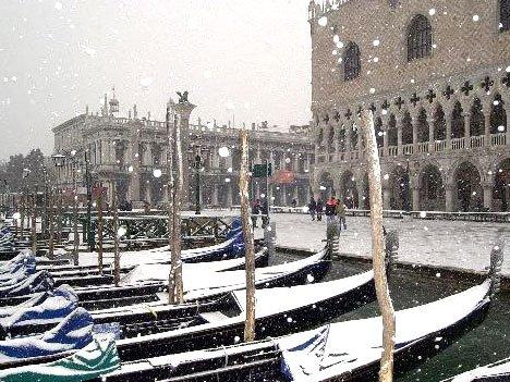 Geheimtipp [jetzt nicht mehr]: Winter-Wochenende in Venedig für rund 80€ p.P. inkl. Flügen aus Berlin und Übernachtung/Frühstück am Canal Grande