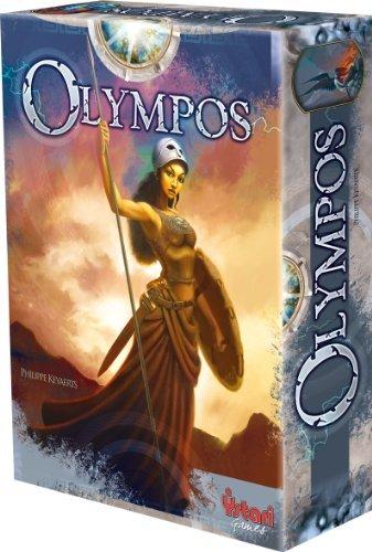 Brettspiel Olympos nur 7,09€ für Bestandskunden bei spiele-offensive / Idealo 26,90€