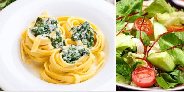 [Stuttgart] Pizza oder Pasta nach Wahl + Salat + Tiramisu, für 7,60€ (Neukunde 5,10€) statt 15,25€ bei Spaghettisssimo mitten in d. City! (Über 700 Deals bereits verkauft!)