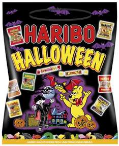 [Special Edition ab FSK 6] Haribo Halloween 2er Pack (2 x 630 g) für 11,05€ @AMAZON