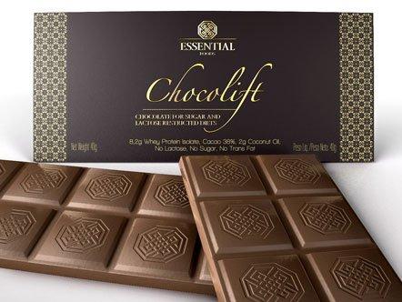1 x 40g Chocolift Schokolade für lau ;) und laktosefrei!