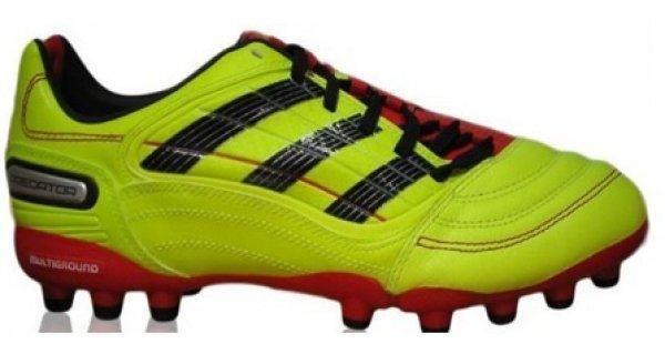 Adidas Predator Absolado X TRX Sport Hallen Fußball Schuhe für nur statt ca. 59 nur noch 30 Euro