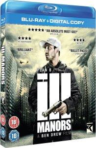 (UK) Ill Manors - Lenticular Sleeve (Includes Digital Copy) [Blu-ray] für 3.65€ @ Zavvi
