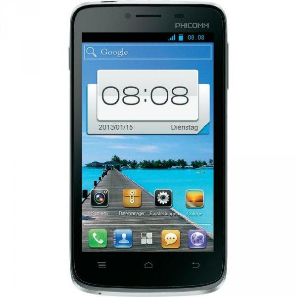 "[Lokal Marktkauf NRW NDS] Phicomm i600 Smartphone mit Android 4.1, Dual-SIM, 4,3"" Display, Dual Core Prozessor. Statt 103,95 Euro"