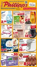 Thomas Philipps: Milka 100g-Tafeln für 0,55 € und Holzbriketts für 1,99 €