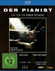 Der Pianist Blu Ray 9,97€
