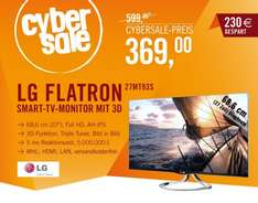 [Cybersale] LG 27MT93S Cinema 3D Smart TV