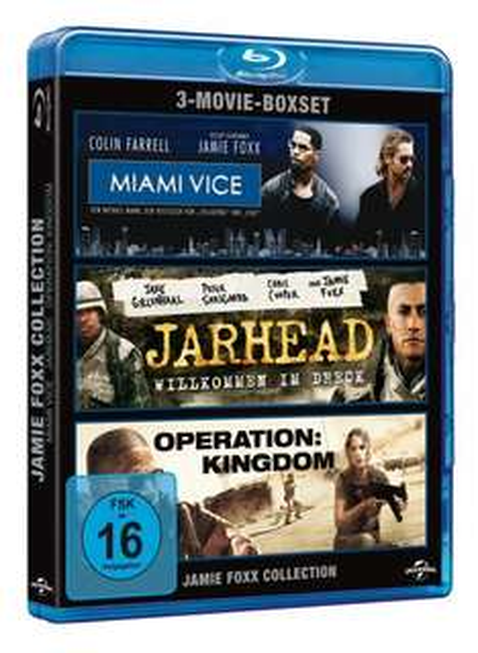 Jamie Foxx - Box [Blu-ray] für 12,90 € @ Amazon.de