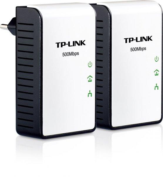 TP-LINK AV500 Mini Powerline Adapter Starter Kit (TL-PA411KIT)