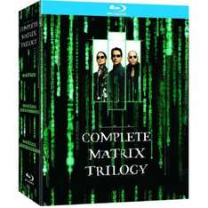 Matrix Trilogie Blu Ray 10,89€ @zavvi
