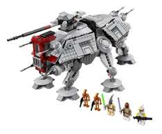 (UK) LEGO Star Wars 75019: AT-TE für ca. 64.62€ @ Amazon