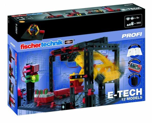 Fischertechnik 91083 - Profi E-Tec  @ amazon.de für 81,53€
