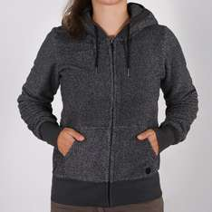 BENCH JADIS JACKET BLACK GREY BK001