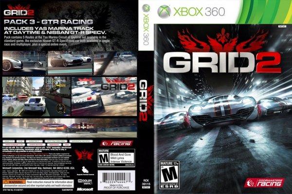 Grid 2 für ca 14,60€ (Xbox 360) @playasia