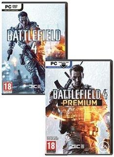 Battlefield 4 PC inlusive allen Erweiterungen für 65 € (KEY)
