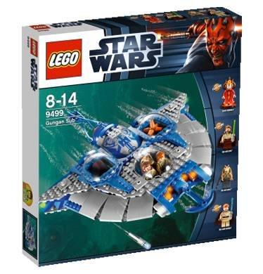 LEGO Star Wars Gungan Sub 9499 für 49,99€ versandkostenfrei bei @galeria kaufhof