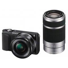 Sony Outlet: Sony NEX 3N mit 16-50mm und 55-210mm Objektiven (Generalüberholt)