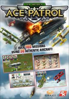 [Steam] Sid Meier's Ace Patrol @ Gamefly