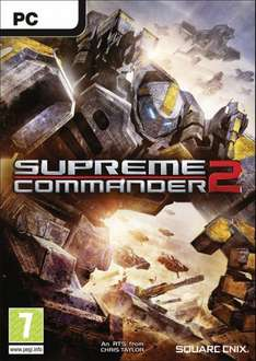 [Steam] Supreme Commander 2 @ Gamefly
