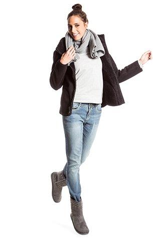[C&A Onlineshop] Angebot des Tages - Fleece-Wendejacke -30% + 4,5% qipu