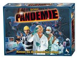 """[Lokal Müller Jena] Brettspiel """"Pandemie"""""""
