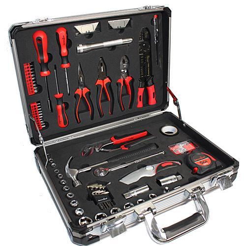177 teiliger Werkzeug Aluminum Koffer für 35,99 inkl. Versand bei ebay
