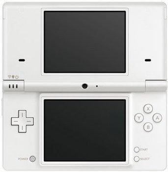 [Lokal MM Berlin] Nintendo DSi - Konsole, weiß und blau