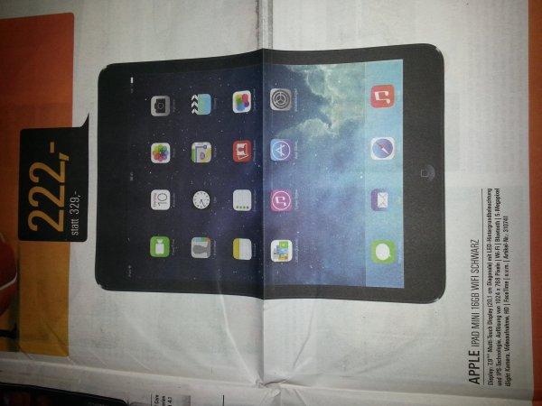 [Lokal Neuötting] iPad mini