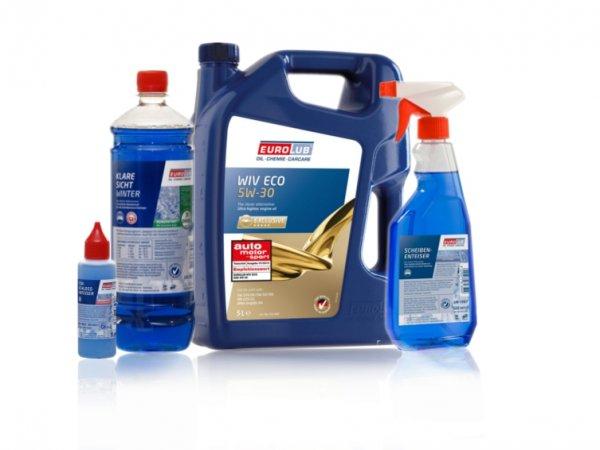 Motorenöl, EUROLUB WIV ECO 5W-30 plus Winterpaket, 34,99 Euro @ ebay wow