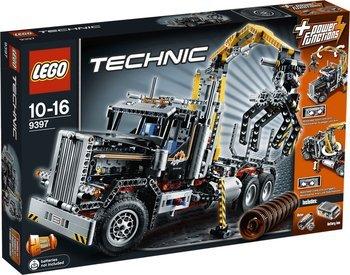 [REAL][23.10] LEGO Technic Holztransporter 9397 und LEGO City Passagierzug 7938 für je 79€