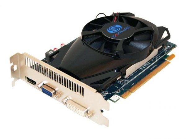 [Budget-Grafik]  Sapphire AMD Radeon HD 6670 Grafikkarte / 2 GB DDR3 SDRAM / 1.6 GHz / DirectX 11 / PCIe 2.0 x16 zu 52,98€ @nbb.de