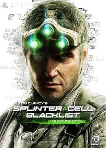 Tom Clancy's Splinter Cell Blacklist Ultimatum Edition PS3/XBOX/PC