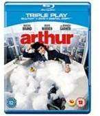 (UK) Arthur  [Blu-Ray + DVD + Digital Download] für ca. 4,70€ @ WOWHD
