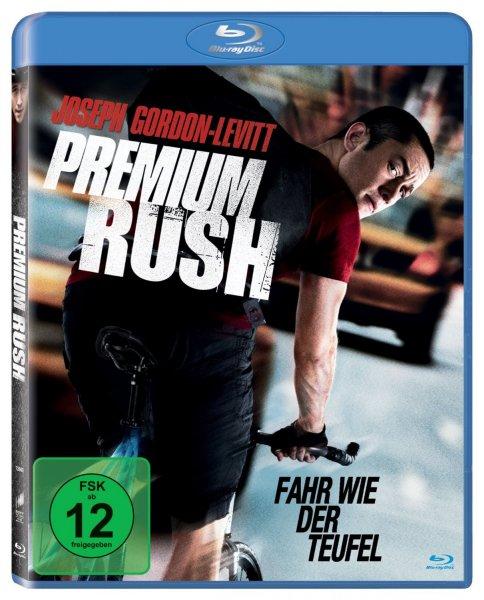Premium Rush [Blu-ray] für 6,57 € @ Amazon.de