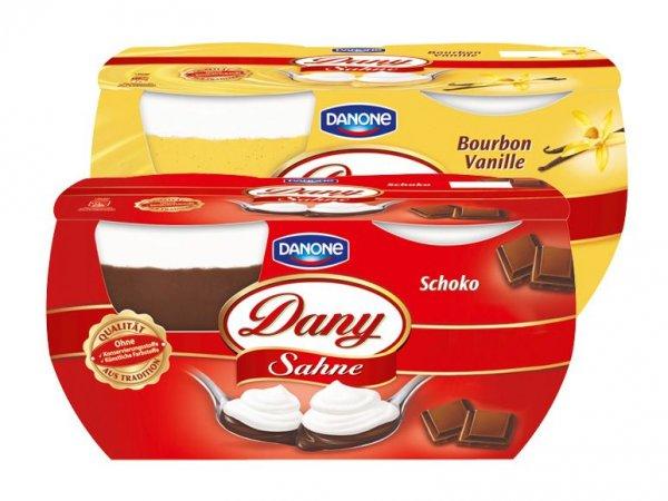 DANONE Dany Sahne -33% 【Lidl】