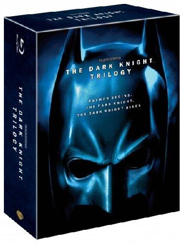 The Dark Knight Trilogy [Blu-ray] (5 Disc) inkl. Vsk für 27,27 € @ amazon.it