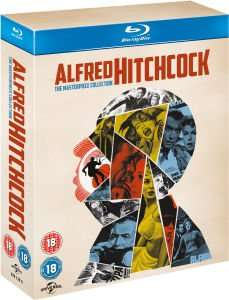 (UK) Alfred Hitchcock: The Masterpiece Collection [14 Blu-rays] 58.86€ inkl. Versand @ Zavvi