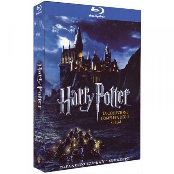Harry Potter 1-8 Blu Ray für nur 32,98€