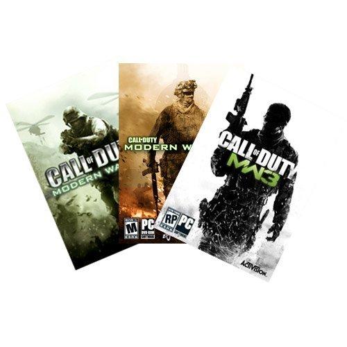 [Steam] Call of Duty: Modern Warfare 1 - 3 + $5 Rabatt auf Ghosts