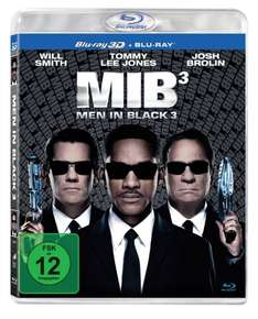 Men in Black 3 [Blu-ray 3D+Blu-ray] für 11,97 €