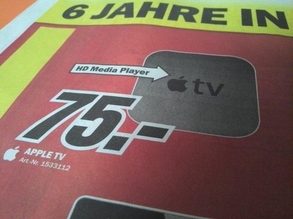 [Lokal Emden] Apple TV 3 Gen. @MM