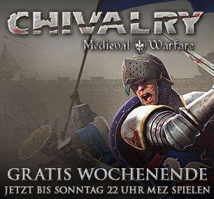 [Steam] Chivalry: Medieval Warfare -75% + Free Weekend