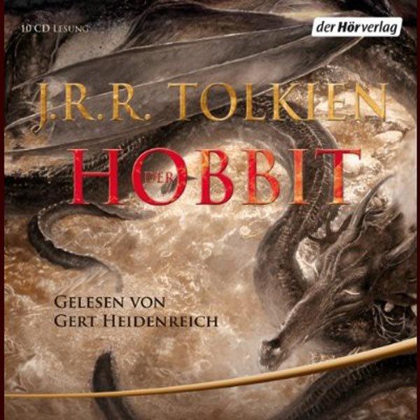 """JRR Tolkien """"Der Hobbit"""" Hörbuch Gratis für Audible Neukunden"""